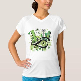 緑都市デザイン Tシャツ