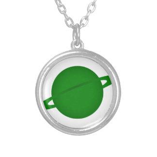 緑 惑星 オリジナルジュエリー