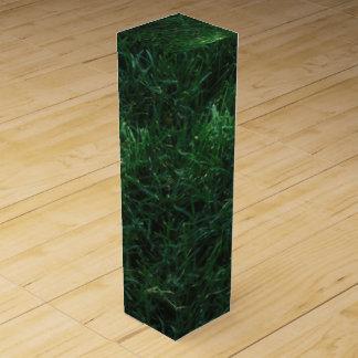 緑、芝生 ワインギフトボックス