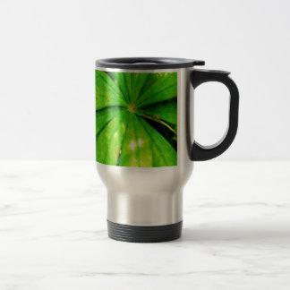 緑*葉 トラベルマグ