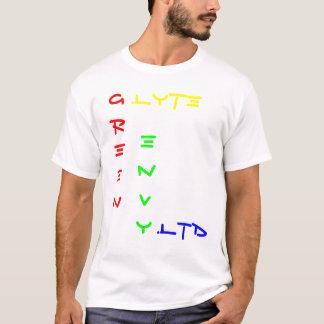 緑。Lyteの羨望。株式会社 Tシャツ