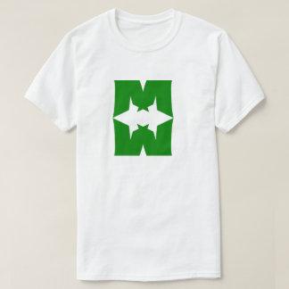 緑Mの母人のTシャツ Tシャツ