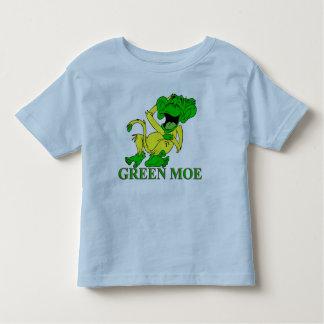緑MOE トドラーTシャツ
