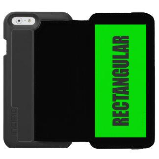 緑TEMPLAX INCIPIO WATSON™ iPhone 5 財布型ケース