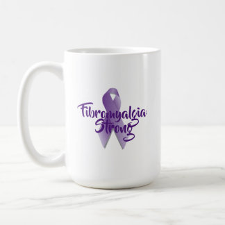 線維筋痛の強い権限を与えるマグ コーヒーマグカップ