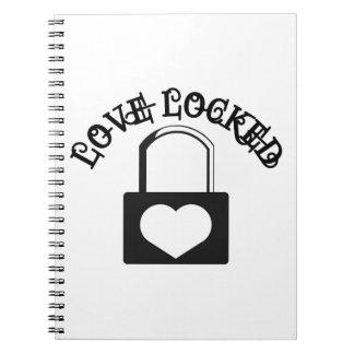 締まる愛 ノートブック