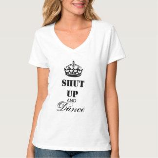 締め、踊って下さい -- すすり泣くことちょうど!踊ります!! 3 Tシャツ