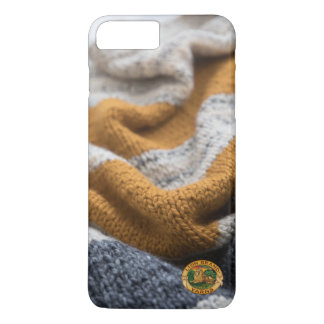 編まれた携帯電話の箱 iPhone 8 PLUS/7 PLUSケース