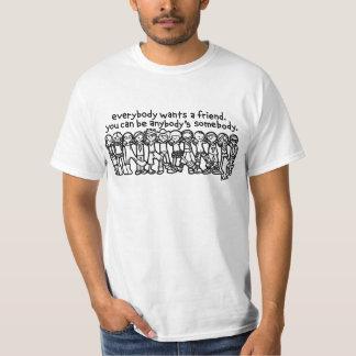 編まれる世界 Tシャツ