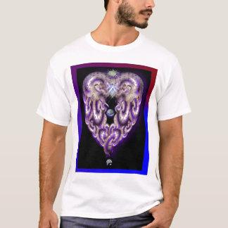 編まれる無限愛 Tシャツ