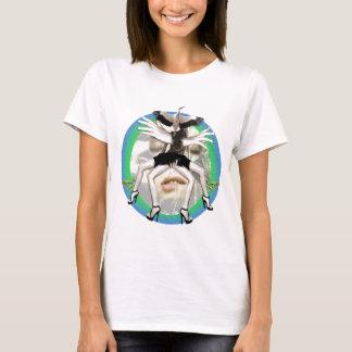 編まれる Tシャツ