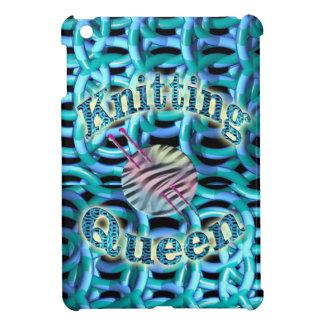 編み物の女王 iPad MINI カバー