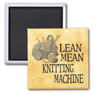 編み物機械 マグネット