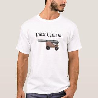 緩い大砲のTシャツ Tシャツ