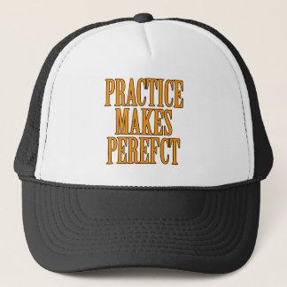 練習はPerfefctを作ります キャップ