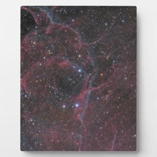 縁膜の超新星の残り フォトプラーク