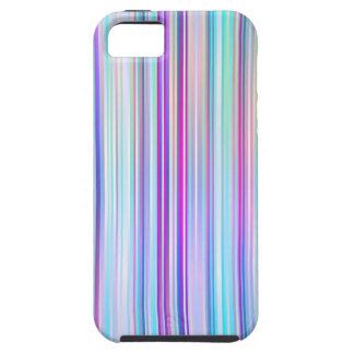 縞で飾ります iPhone SE/5/5s ケース