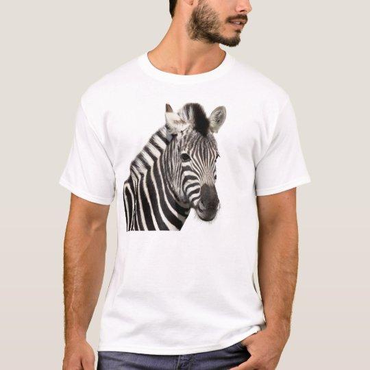 縞馬 Tシャツ