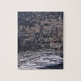 、縦の眺め、モンテカルロ、フランス語隠して下さい ジグソーパズル