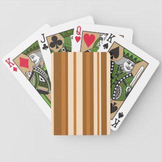 縦バターミントのストライプな遊ぶカード バイスクルトランプ