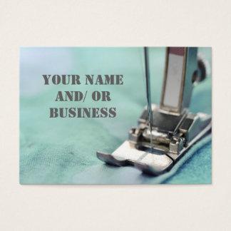 縫うこと 名刺
