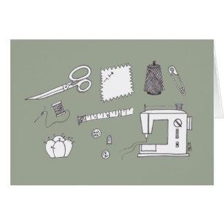 縫う物 カード