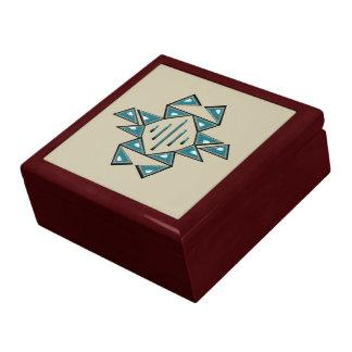 繁栄のタイルが付いている木製のギフト用の箱 ギフトボックス