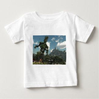 繁茂タワー ベビーTシャツ