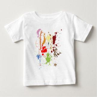 繁雑なグルメ ベビーTシャツ