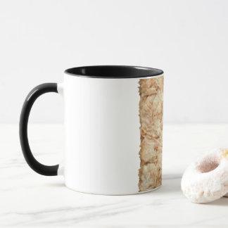 繊維のマグ マグカップ