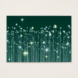 繊維光学の宇宙 名刺