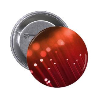 繊維光学の概要 5.7CM 丸型バッジ