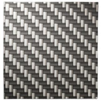 織られる反射カーボン繊維 ナプキンクロス