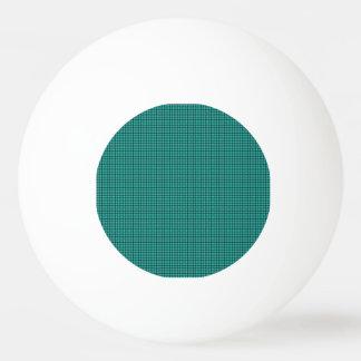 織り方-ターコイズ 卓球ボール