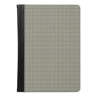 織り方-ベージュ色 iPad AIRケース