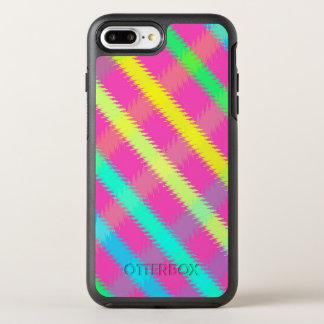 織り目加工の点検 オッターボックスシンメトリーiPhone 8 PLUS/7 PLUSケース
