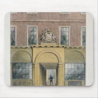 織工へのホール1854年入口 マウスパッド