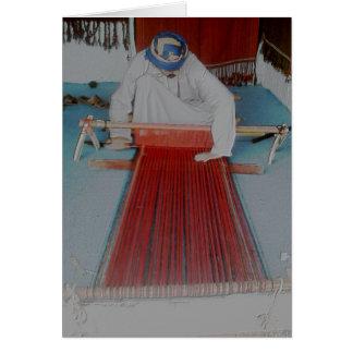 織工 カード