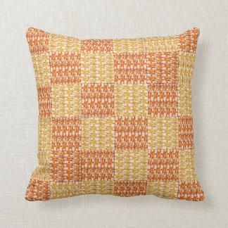 織物の~の藤パターン クッション