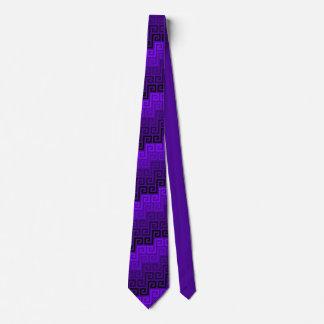 織物(Tanzanite)の™メンズのネクタイ オリジナルネクタイ
