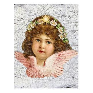 罅割れた天使 ポストカード