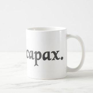 罪が可能 コーヒーマグカップ