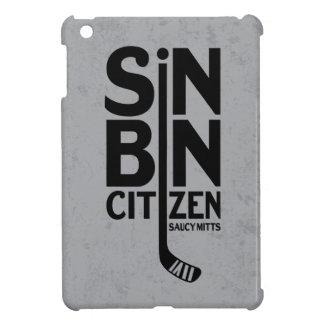 罪の大箱の市民のホッケー iPad MINI CASE
