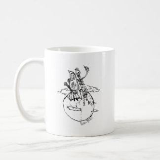 罪及び死 コーヒーマグカップ