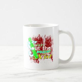 罪 コーヒーマグカップ