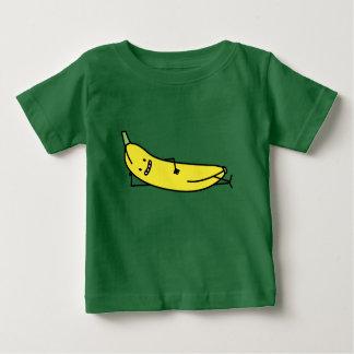 置き、リラックスさせるであるバナナ ベビーTシャツ