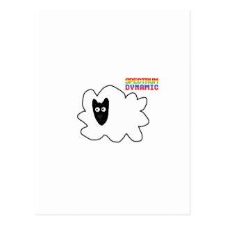 羊の鳴き声の厄介もの ポストカード