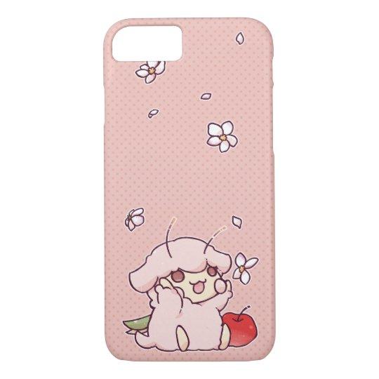 羊セミiPhoneケース iPhone 8/7ケース