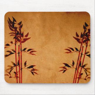 羊皮紙のタケ マウスパッド