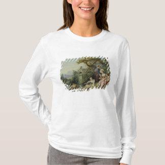 羊飼いのギフトまたは、巣 Tシャツ